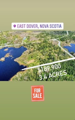 Photo 10: Lot 5A East Dover Road in East Dover: 40-Timberlea, Prospect, St. Margaret`S Bay Vacant Land for sale (Halifax-Dartmouth)  : MLS®# 202104851