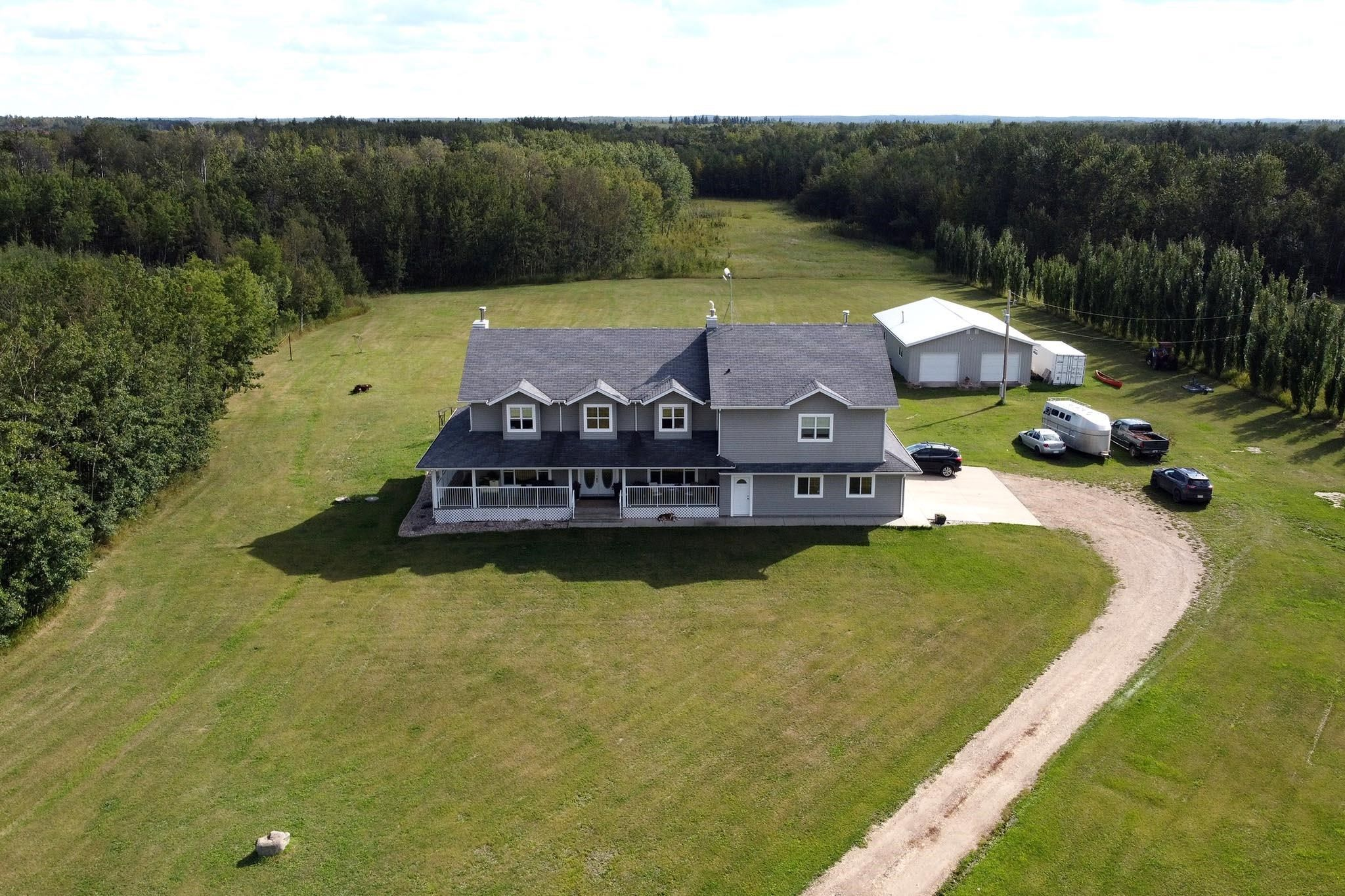 Main Photo: 20307 TWP RD 520: Rural Strathcona County House for sale : MLS®# E4256264