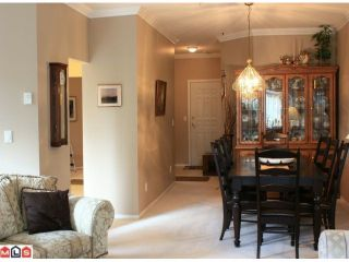 "Photo 3: 411 3176 GLADWIN Road in Abbotsford: Central Abbotsford Condo for sale in ""REGENCY PARK"" : MLS®# F1102653"