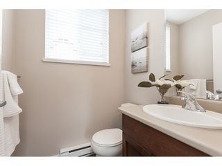 """Photo 11: 15 6036 164 Street in Surrey: Cloverdale BC Townhouse for sale in """"Arbour Village"""" (Cloverdale)  : MLS®# R2445991"""