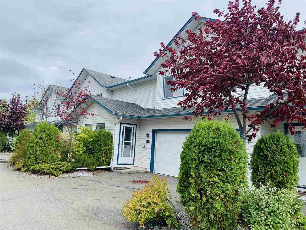 Main Photo: 112 4281 BAKER Road in Prince George: Charella/Starlane Townhouse for sale (PG City South (Zone 74))  : MLS®# R2508423