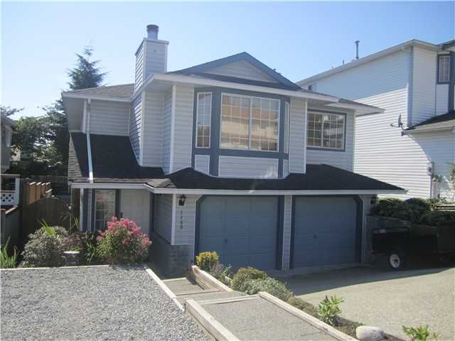 Main Photo: 1160 DURANT Drive in Coquitlam: Canyon Springs House for sale : MLS®# V982644