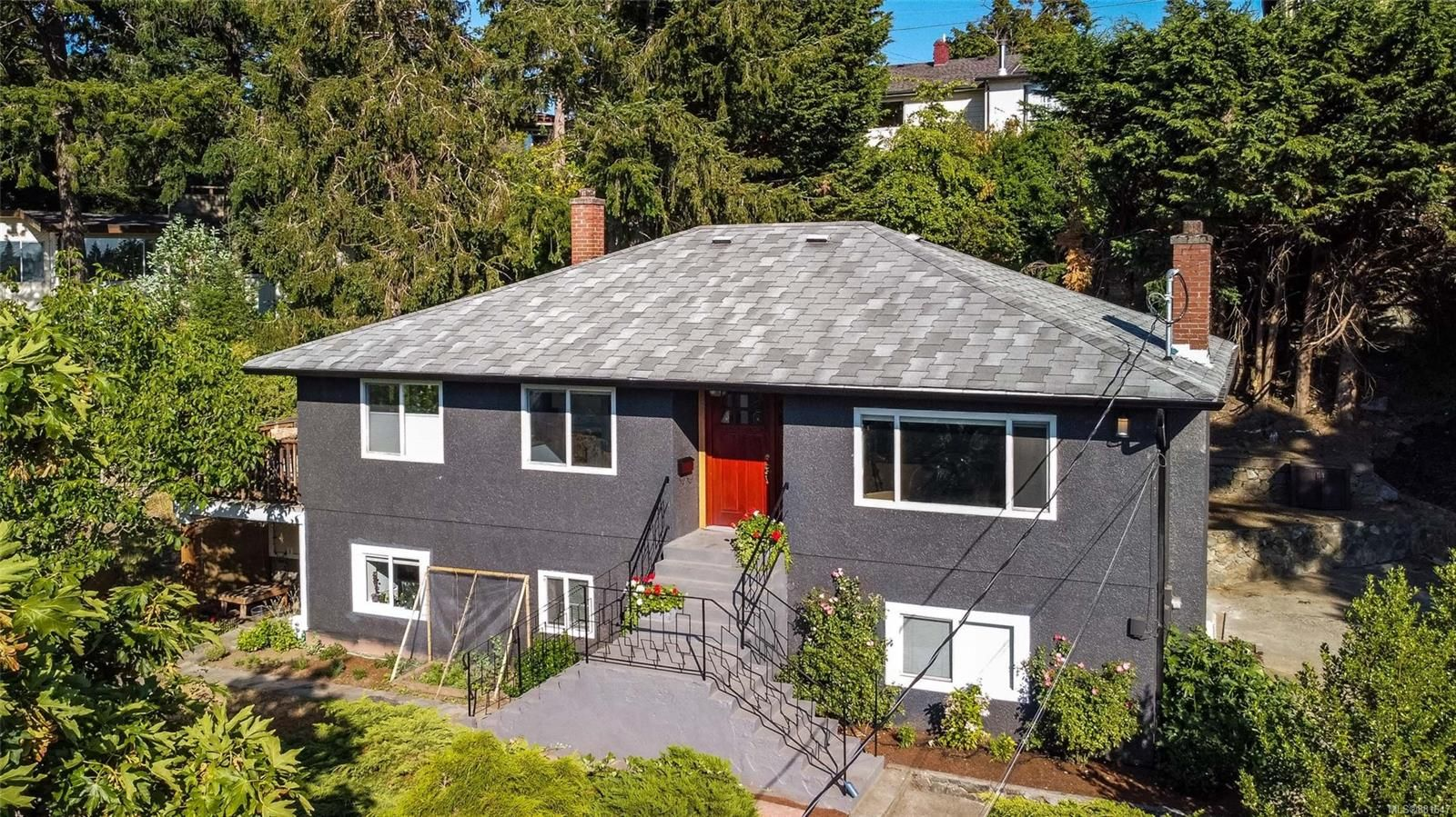 Main Photo: 4087 Carey Rd in : SW Glanford House for sale (Saanich West)  : MLS®# 881647