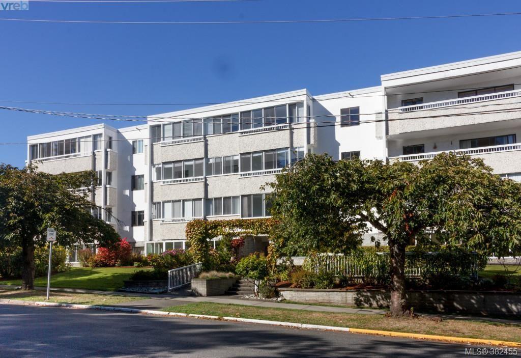 Main Photo: 204 1050 Park Blvd in VICTORIA: Vi Fairfield West Condo for sale (Victoria)  : MLS®# 768439