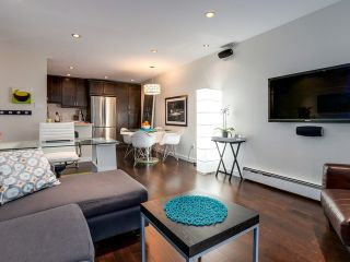 Photo 4: 316 1345 W 15 Avenue in Vancouver: Fairview VW Condo for sale (Vancouver West)  : MLS®# v1119068