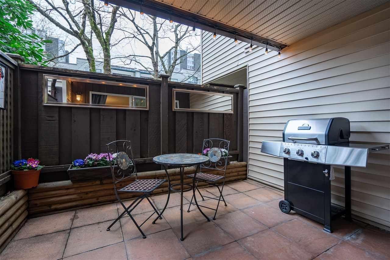 """Main Photo: 103 1429 E 4TH Avenue in Vancouver: Grandview Woodland Condo for sale in """"Sandcastle Villa"""" (Vancouver East)  : MLS®# R2547541"""