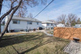 Photo 23: 707 Simpson Avenue in Winnipeg: Residential for sale (3B)  : MLS®# 202109105