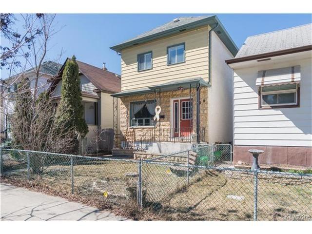 Main Photo: 530 Stiles Street in Winnipeg: Wolseley Residential for sale (5B)  : MLS®# 1708118