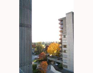 """Photo 3: 601 6759 WILLINGDON Avenue in Burnaby: Metrotown Condo for sale in """"BALMORAL ON THE PARK"""" (Burnaby South)  : MLS®# V740225"""