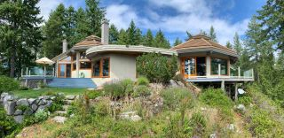 """Photo 1: 2388 GAMBIER Road: Gambier Island House for sale in """"Gambier Harbour"""" (Sunshine Coast)  : MLS®# R2392868"""