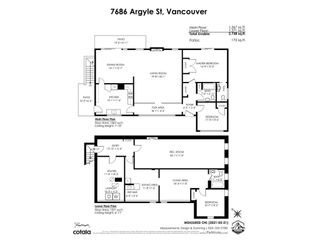 Photo 37: 7686 ARGYLE STREET in Vancouver: Fraserview VE House for sale (Vancouver East)  : MLS®# R2585109