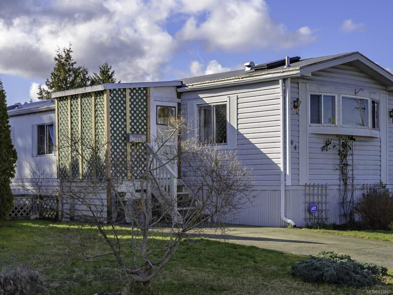 Photo 29: Photos: 64 390 Cowichan Ave in COURTENAY: CV Courtenay East Manufactured Home for sale (Comox Valley)  : MLS®# 833987