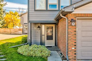 Photo 39: 5 64 Woodacres Crescent SW in Calgary: Woodbine Row/Townhouse for sale : MLS®# A1151250