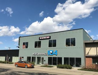 Photo 1: 7121 104 Street NW in Edmonton: Zone 41 Industrial for sale : MLS®# E4112374