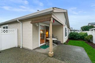 """Photo 24: 101 8485 YOUNG Road in Chilliwack: Chilliwack W Young-Well 1/2 Duplex for sale in """"HAZELWOOD GROVE"""" : MLS®# R2523942"""