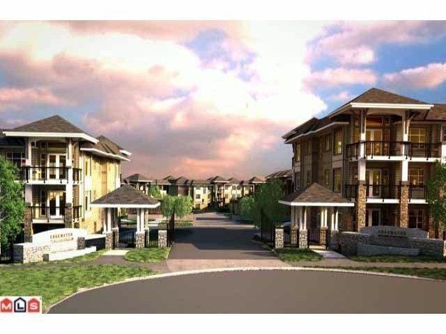 "Main Photo: 203 15195 36TH Avenue in Surrey: Morgan Creek Condo for sale in ""Edgewater"" (South Surrey White Rock)  : MLS®# F1313143"