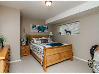 "Photo 16: 22 3902 LATIMER Street in Abbotsford: Abbotsford East Townhouse for sale in ""Country View Estates"" : MLS®# F1416425"