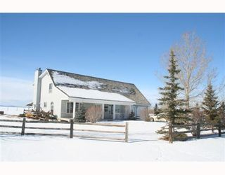 Photo 1:  in CALGARY: Rural Rocky View MD Residential Detached Single Family for sale : MLS®# C3251359