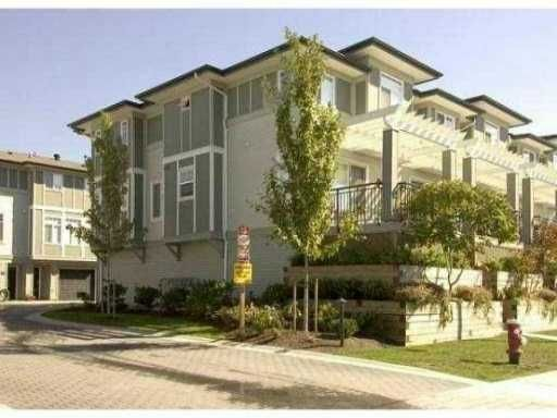 "Main Photo: 50 1010 EWEN Avenue in New Westminster: Queensborough Townhouse for sale in ""WINDSOR MEWS"" : MLS®# V1015419"