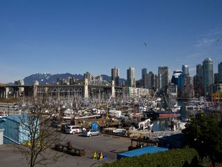 """Photo 29: 1598 ISLAND PARK Walk in Vancouver: False Creek Townhouse for sale in """"THE LAGOONS"""" (Vancouver West)  : MLS®# V1052642"""
