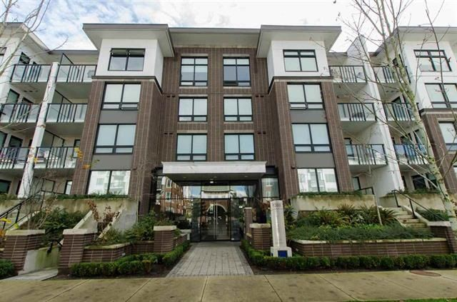 Main Photo: 318 9388 ODLIN ROAD in : West Cambie Condo for sale : MLS®# R2187063