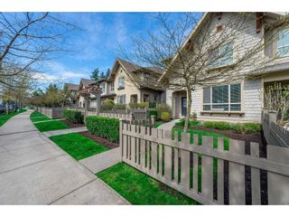 """Photo 1: 26 2738 158 Street in Surrey: Grandview Surrey Townhouse for sale in """"Cathedral Grove"""" (South Surrey White Rock)  : MLS®# R2258929"""
