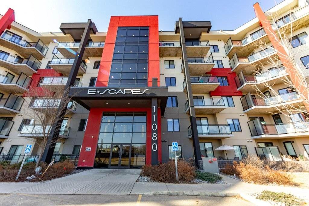 Main Photo: 610 11080 ELLERSLIE Road in Edmonton: Zone 55 Condo for sale : MLS®# E4237568