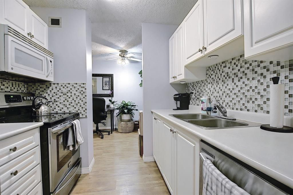 Photo 4: Photos: 104 30 Mchugh Court NE in Calgary: Mayland Heights Apartment for sale : MLS®# A1123350
