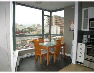 Photo 3: # 504 1238 BURRARD ST in Vancouver: Condo for sale : MLS®# V802617