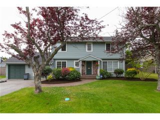 Photo 1: 5264 11th Avenue in Tsawwassen: Home for sale : MLS®# V1071812