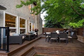 Photo 36: 30 Kinsbourne Green in Winnipeg: House for sale : MLS®# 202116378