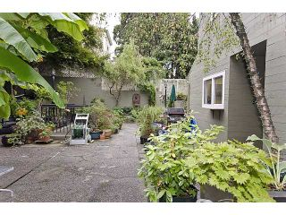"""Photo 10: 2 1285 HARWOOD Street in Vancouver: West End VW Townhouse for sale in """"HARWOOD COURT"""" (Vancouver West)  : MLS®# V924887"""