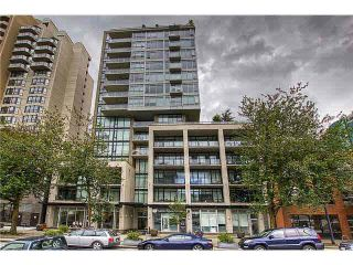 Photo 1: 703 1252 HORNBY STREET in Vancouver: Downtown VW Condo for sale (Vancouver West)  : MLS®# R2409965