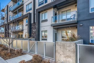 Photo 28: 109 8531 8A Avenue SW in Calgary: West Springs Apartment for sale : MLS®# A1129346