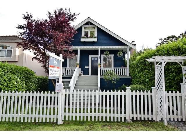 Main Photo: 46 E 42ND AV in : Main House for sale : MLS®# V835360