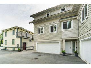 "Photo 4: 102 218 BEGIN Street in Coquitlam: Maillardville Townhouse for sale in ""Begin Square"" : MLS®# R2504206"