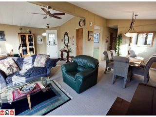 """Photo 3: 55 2303 CRANLEY Drive in White Rock: King George Corridor Manufactured Home for sale in """"SUNNYSIDE ESTATES"""" (South Surrey White Rock)  : MLS®# F1125566"""
