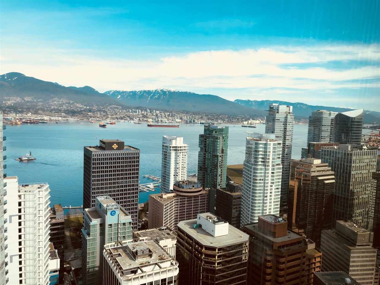 Main Photo: 4505 1151 W GEORGIA STREET in Vancouver: Coal Harbour Condo for sale (Vancouver West)  : MLS®# R2247884