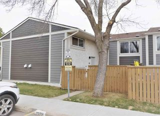 Photo 38: 617 WILLOW Court in Edmonton: Zone 20 Townhouse for sale : MLS®# E4240876