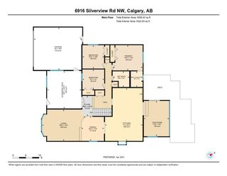 Photo 44: 6916 Silverview Road NW in Calgary: Silver Springs Detached for sale : MLS®# A1099138