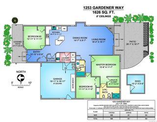 Photo 9: 1253 Gardener Way in : CV Comox (Town of) House for sale (Comox Valley)  : MLS®# 850175