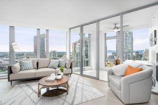 """Main Photo: 3103 1255 SEYMOUR Street in Vancouver: Downtown VW Condo for sale in """"Elan"""" (Vancouver West)  : MLS®# R2594471"""
