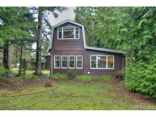 Photo 4: 4541 Rocky Point Rd in VICTORIA: Me Rocky Point House for sale (Metchosin)  : MLS®# 752980