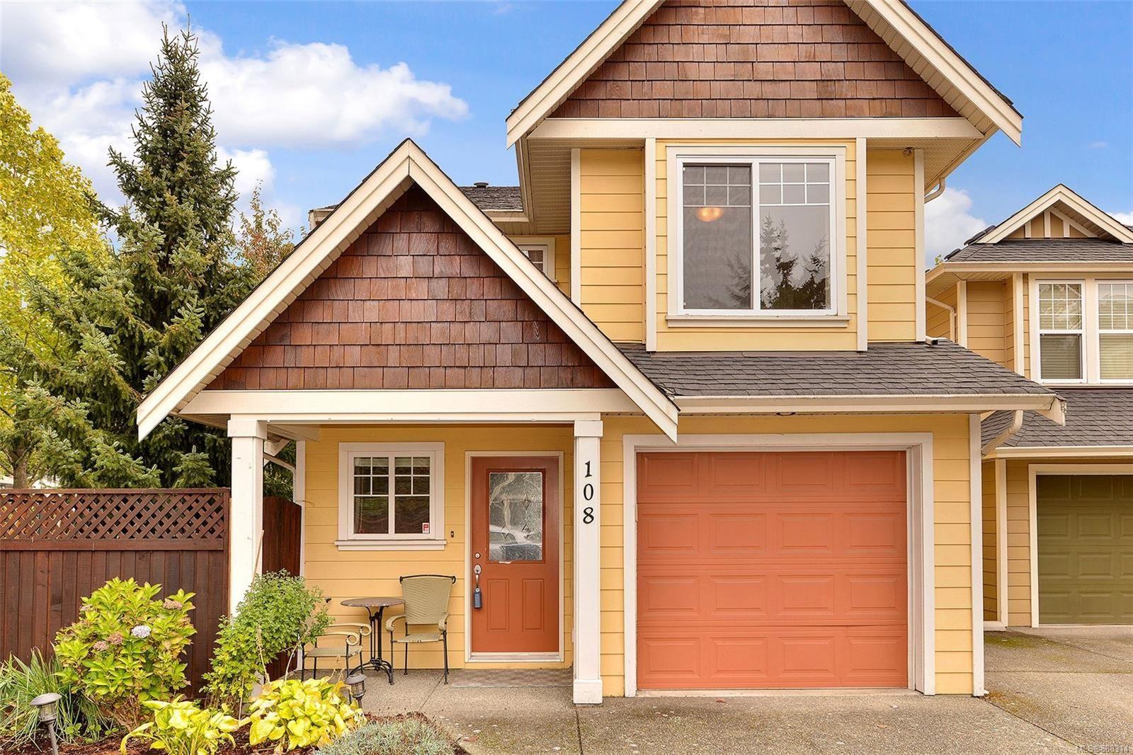 Main Photo: 108 724 LARKHALL Rd in : La Langford Proper House for sale (Langford)  : MLS®# 888314