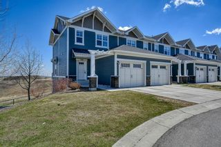 Photo 1: 2206 881 Sage Valley Boulevard NW in Calgary: Sage Hill Row/Townhouse for sale : MLS®# A1107125