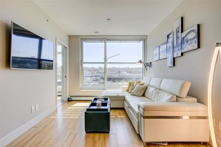 """Photo 10: 512 159 W 2ND Avenue in Vancouver: False Creek Condo for sale in """"Tower Green at West"""" (Vancouver West)  : MLS®# R2572677"""
