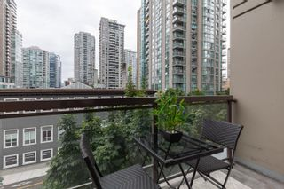 """Photo 21: 407 538 SMITHE Street in Vancouver: Downtown VW Condo for sale in """"The Mode"""" (Vancouver West)  : MLS®# R2610954"""