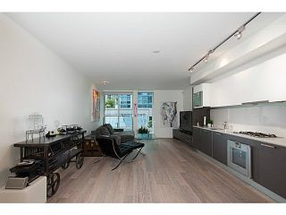 Photo 5: 407 1477 PENDER Street W in Vancouver West: Coal Harbour Home for sale ()  : MLS®# V1130945