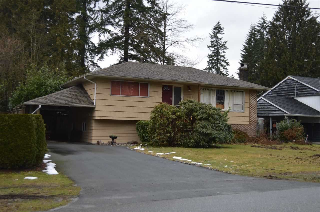 Main Photo: 3435 RALEIGH Street in Port Coquitlam: Woodland Acres PQ House for sale : MLS®# R2432242