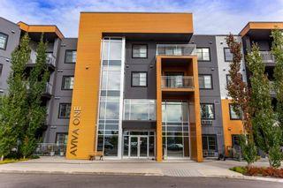 Photo 1: 413 507 ALBANY Way in Edmonton: Zone 27 Condo for sale : MLS®# E4264488